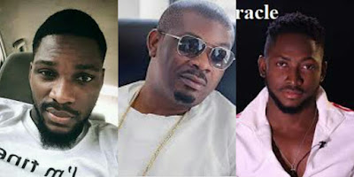 Tobi, Don't Jazzy and Miracle