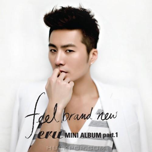 Eru – Feel Brand New, Pt. 1 – EP