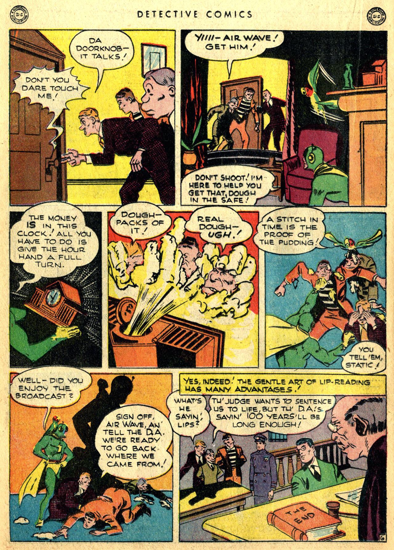 Detective Comics (1937) 117 Page 21