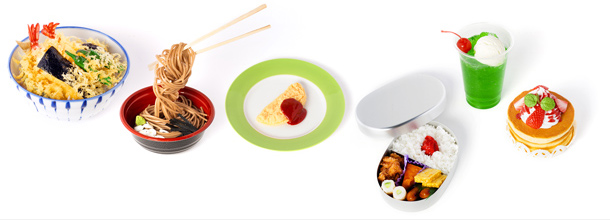 Takizo Iwasaki Pencetak Makanan Replika Plastik Jepang, doodle