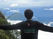 Keindahan Gunung Sumbing