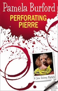 Perforating Pierre by Pamela Burford