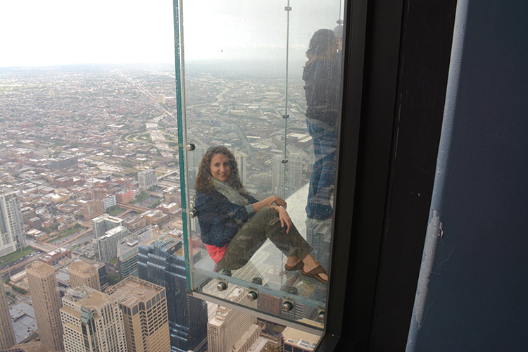Sky Ledge at Willis Tower