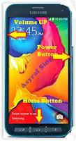 Samsung Galaxy S5 Sport - reset