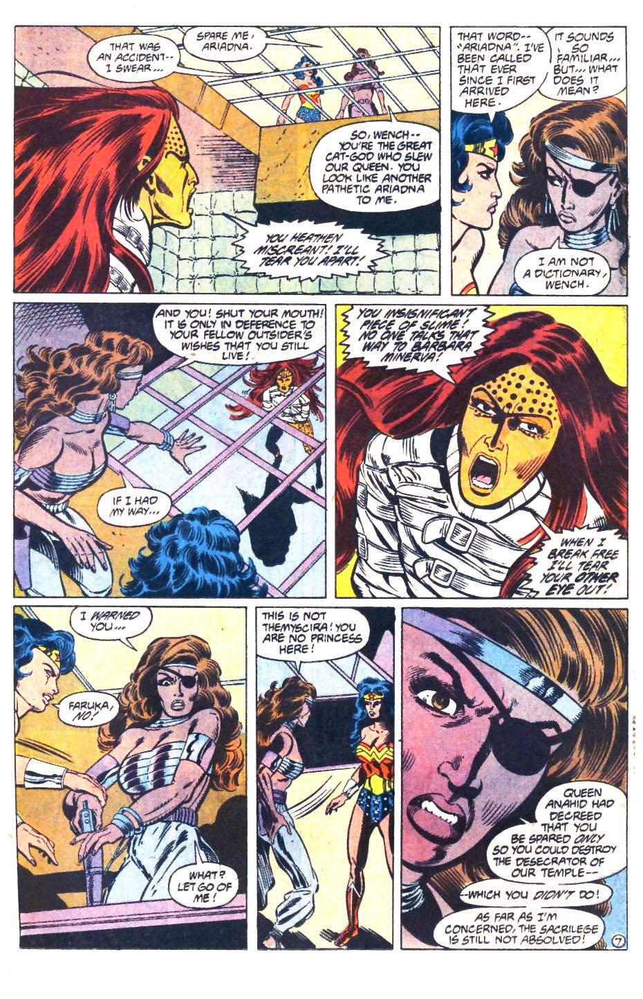 Read online Wonder Woman (1987) comic -  Issue #33 - 8