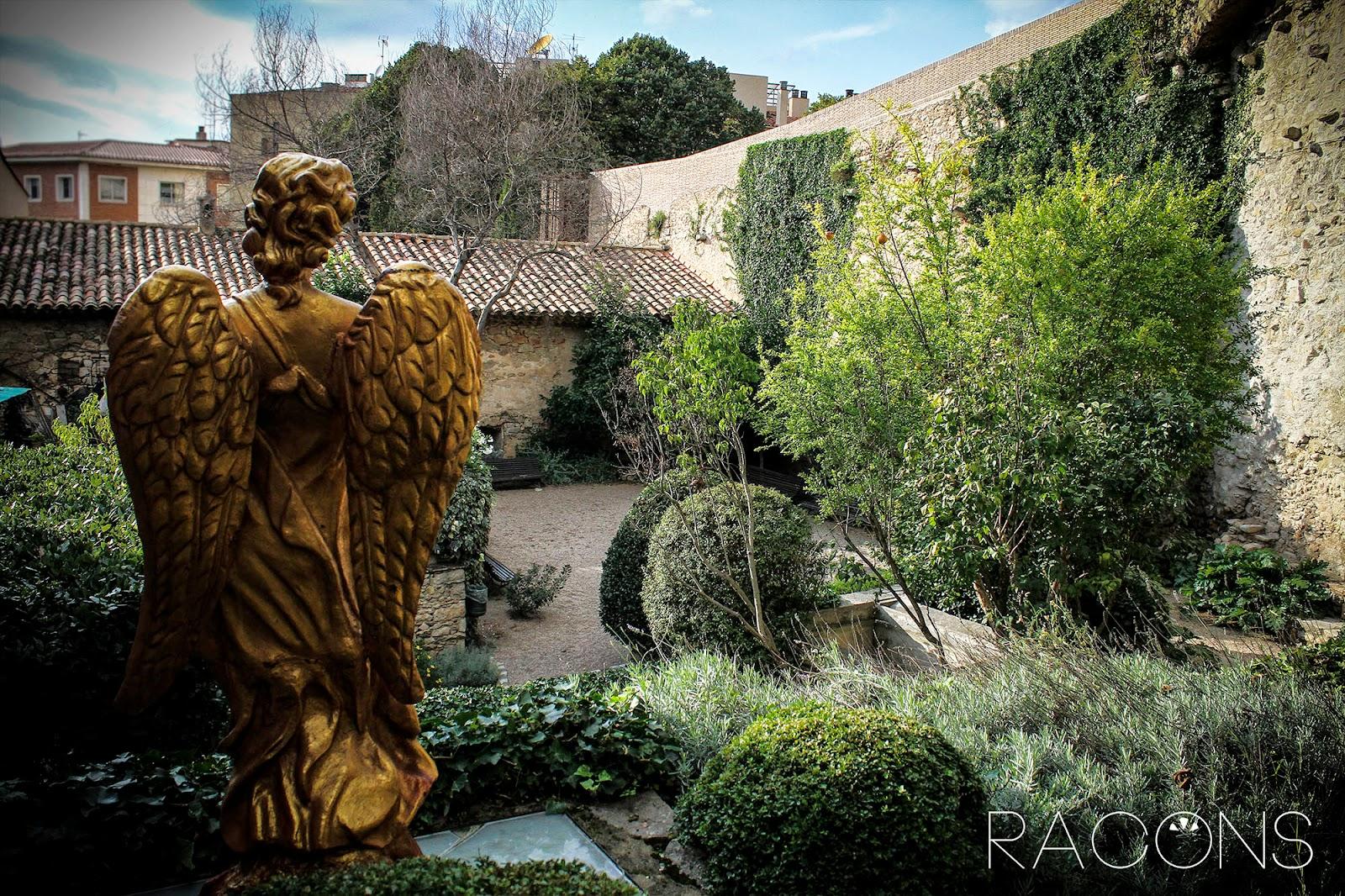 jardí de l'àngel girona