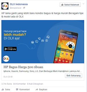 iklan FB Ads Murah