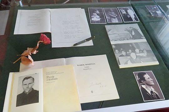 Pamiątki z lat 1951-58.