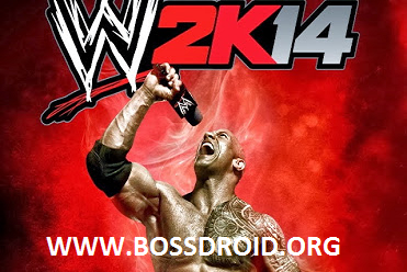 WWE Smackdown Vs Raw 2K14 PPSSPP PSP ISO for Android + Save Data