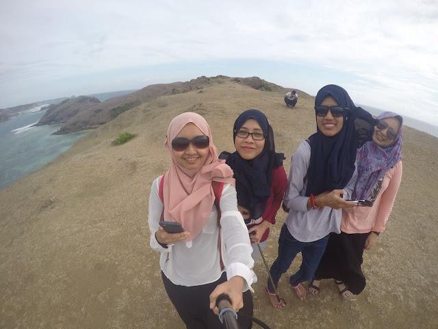 Itinerary & kos percutian ke Lombok 5H4M.