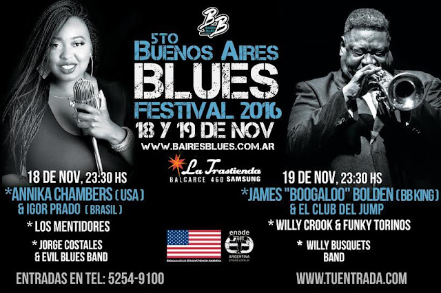 5to Buenos Aires Blues