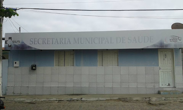 Secretaria de Saúde de Olho D'Água do Casado tem fornecimento de energia suspensa pela Eletrobras por falta de pagamento