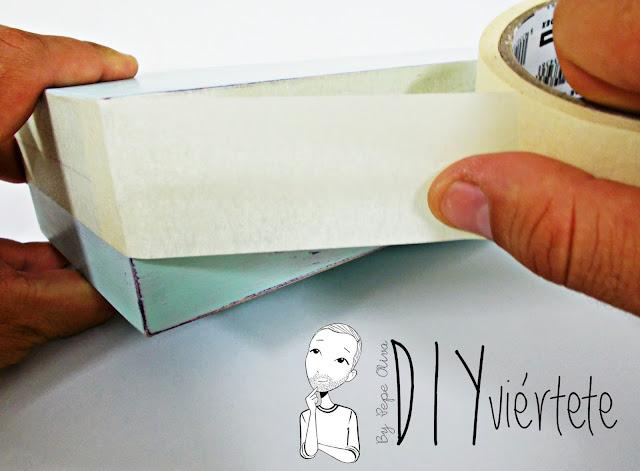 DIY-caja-madera-manualidades-marmoleado-marmolado-pinturas-Opitec-Handbox-mint-colores-vintage-7