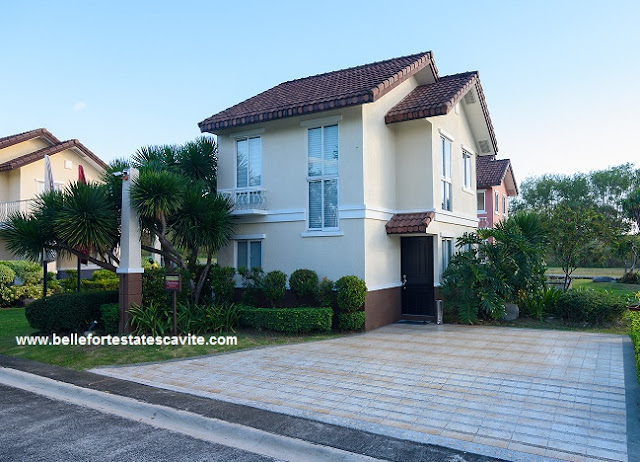 Charlotte Ready for Occupancy at Bellefort Estates Bacoor Cavite