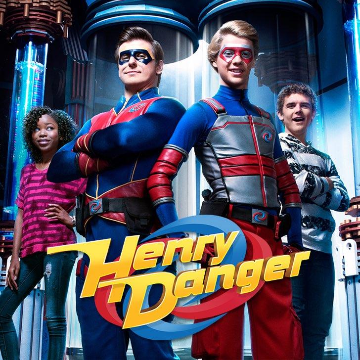 NickALive!: Nickelodeons Henry Danger Captures Super