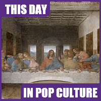 The Last Supper after 21 years of restoration