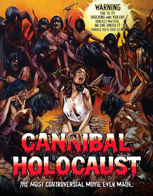 Cannibal Holocaust Movie Cover