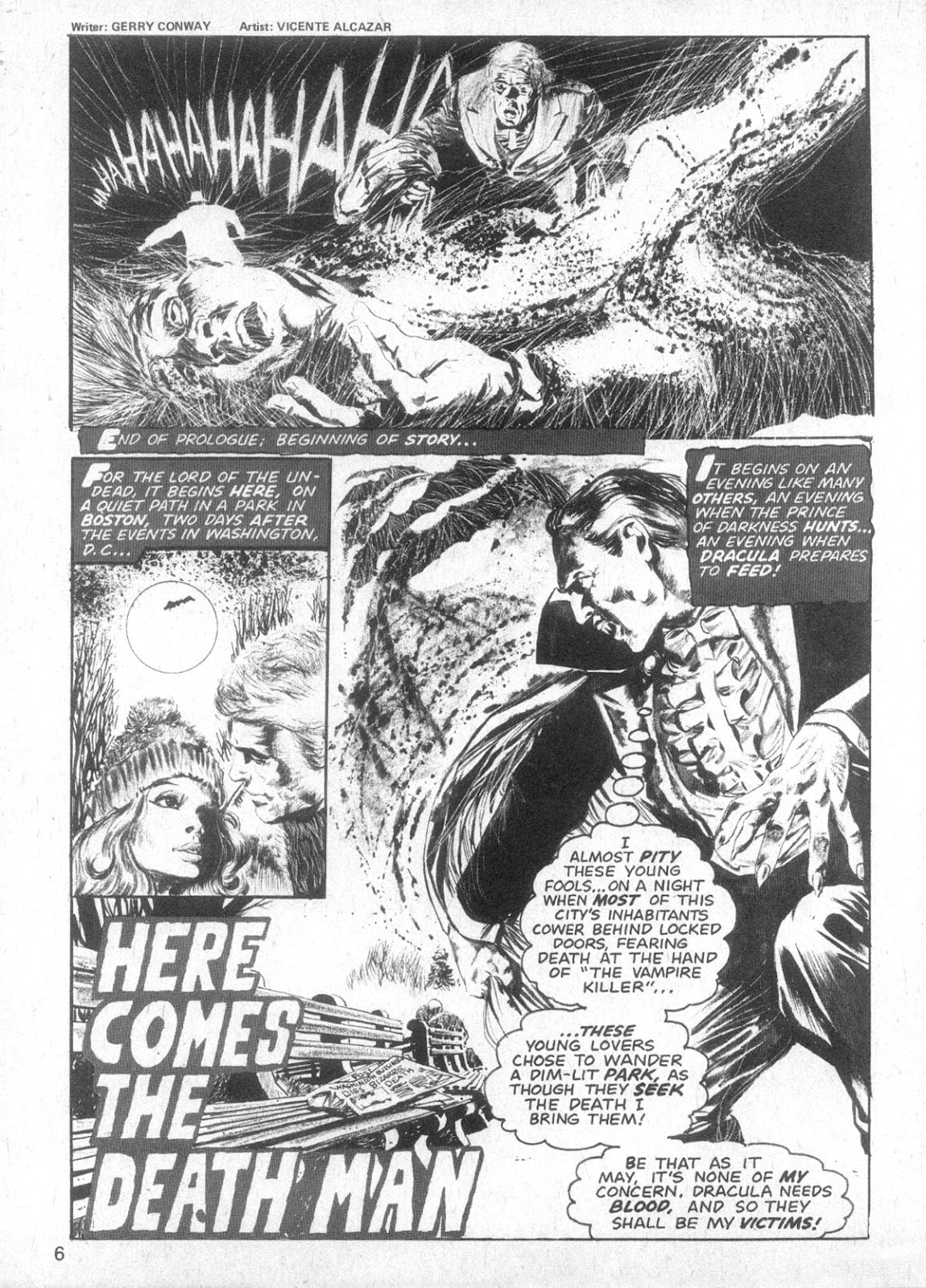 Dracula Lives issue 7 - Page 7