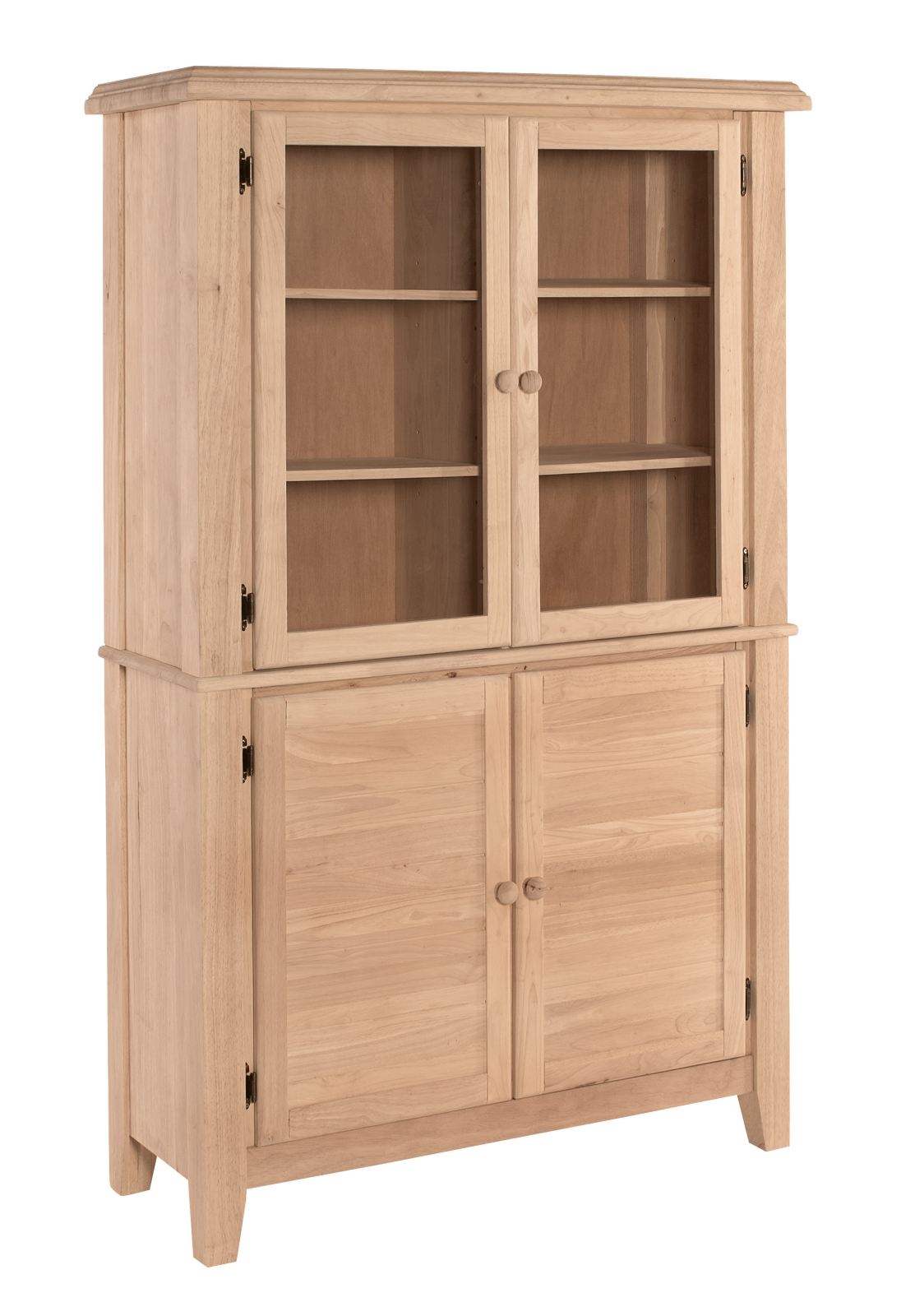 some of the most beautiful types of unfinished furniture that you can get are unfinished pine furniture and unfinished oak furniture