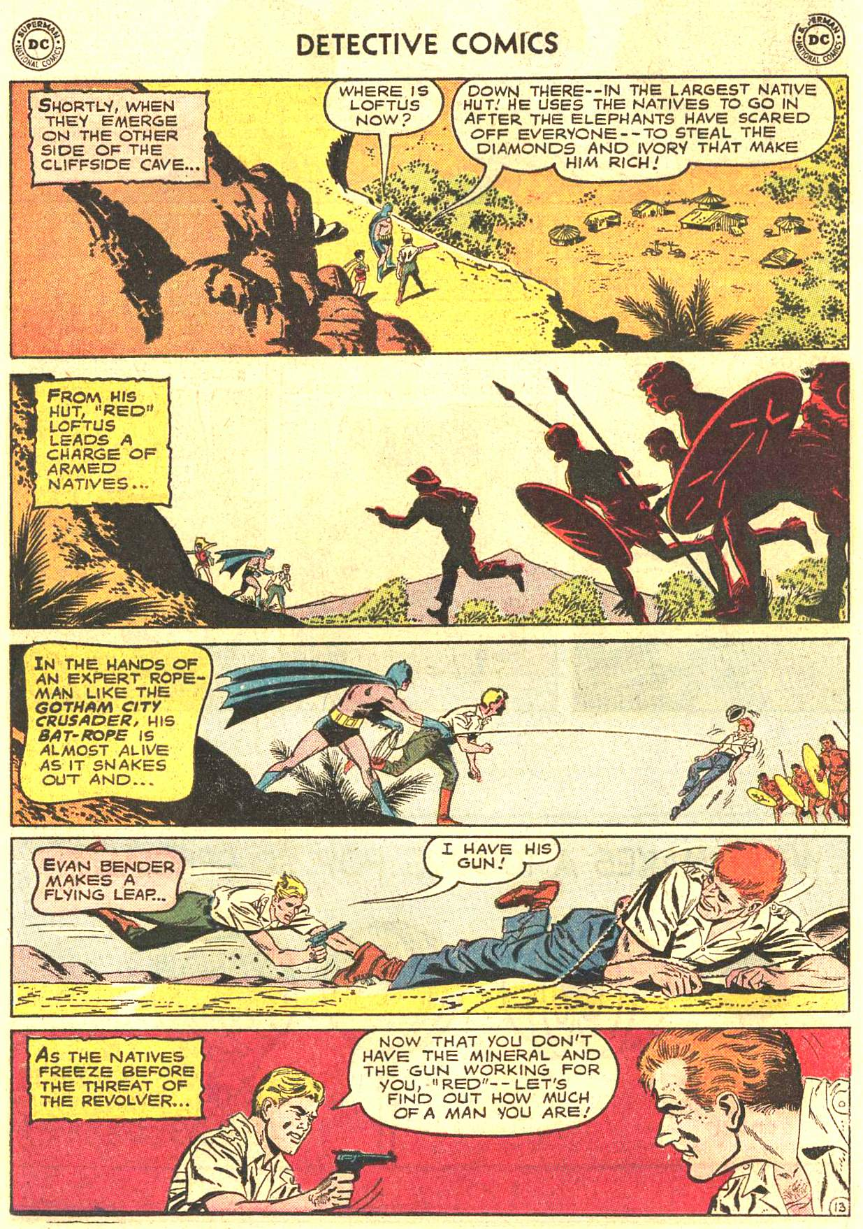 Detective Comics (1937) 333 Page 17