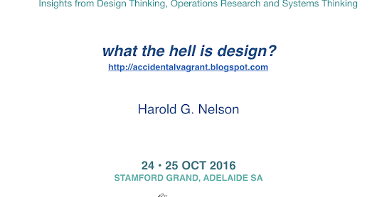 Designing Health pt 1. What the Hell is Design?