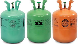 pengertian refrigerant