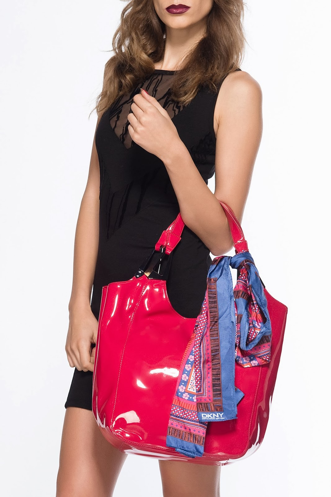 sembrono: DKNY ladies bag models, models 2014 summer