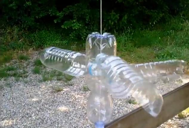 Ri pet for Girandole per irrigazione