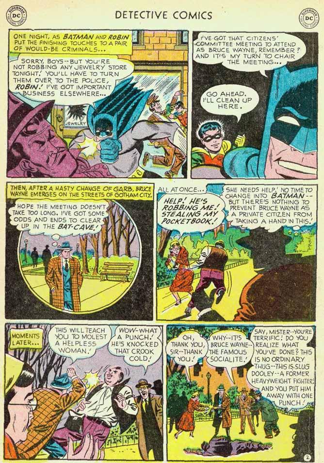 Read online Detective Comics (1937) comic -  Issue #174 - 4
