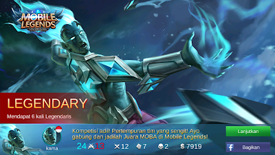 gord mobile legend 9