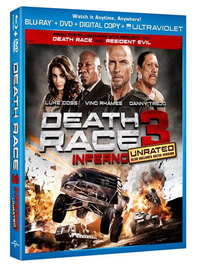 Death Race 3 1080p HD MKV Latino