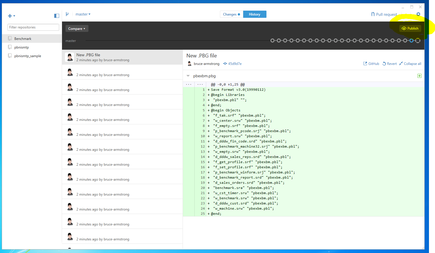 Bruce Armstrong's blog: Configuring PowerBuilder projects to