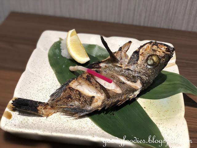 Kurosoi, Fincch Sushi Room KL