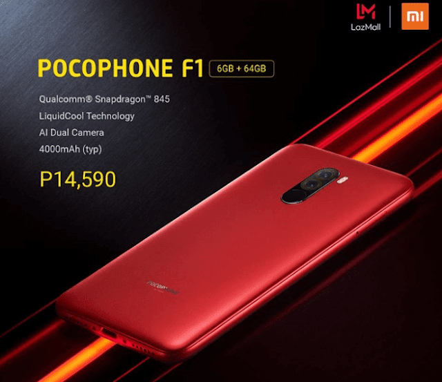 Pocophone F1 gets a price drop and flash sale