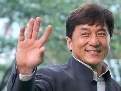 Biografi dan Daftar Film Jackie Chan