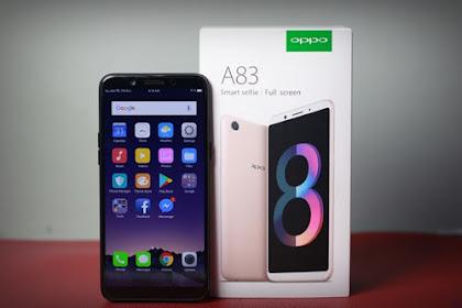 Spek Oppo A83 Ram 2GB dan Perbedaan Oppo A83 Ram 2GB dan Ram 3GB