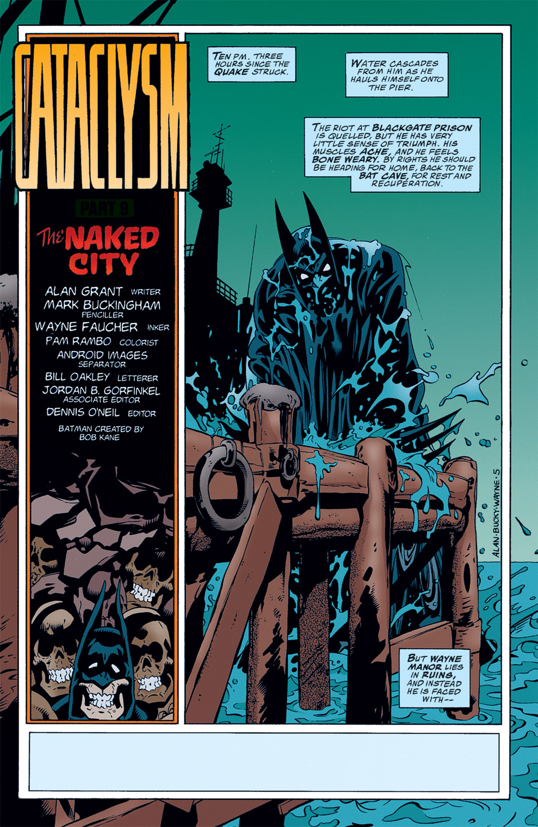 Batman: Shadow of the Bat 74 Page 2