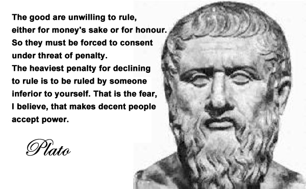 Plato Quotes about democracy