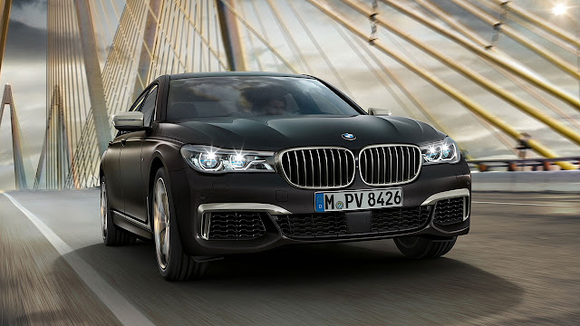 The new BMW M760Li xDrive V12