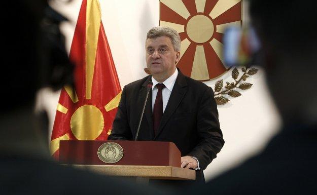 Θα απέχει από το δημοψήφισμα ο πρόεδρος των Σκοπίων