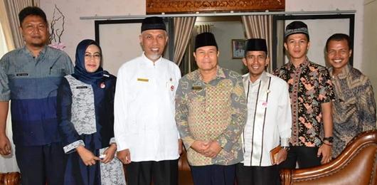 Kota Padang Dukung Pengembangan Gedung Baru Pusat Embarkasi Haji
