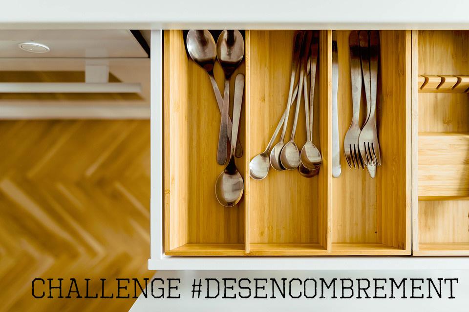 Challenge #Désencombrement