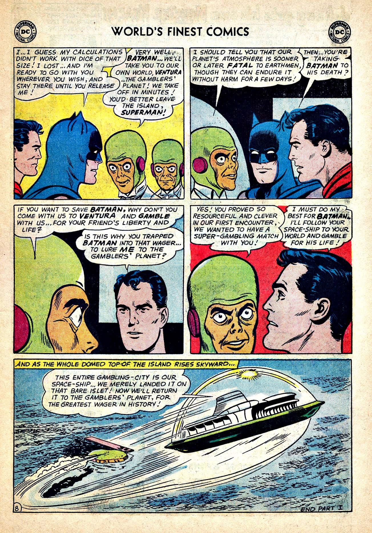 Read online World's Finest Comics comic -  Issue #150 - 11