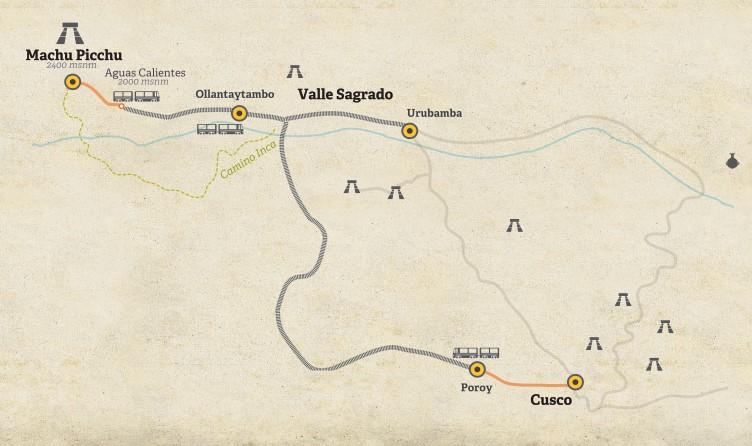 Aguas Calientes Peru Map.Viajes Del Peru Travel Blog Sobre El Peru Enero 2018