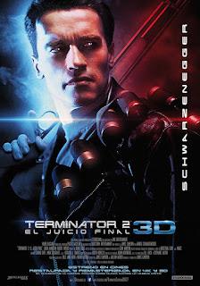 Los Lunes Seriéfilos & Terminator 2: el juicio final 3D
