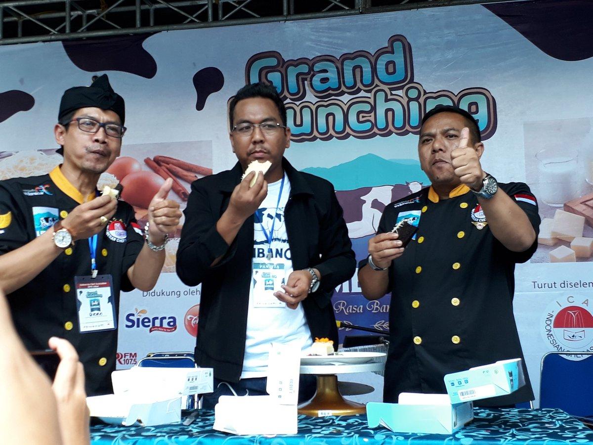 Bolu Susu Lembang: Pilihan Oleh-oleh Bandung - Dydie The ...