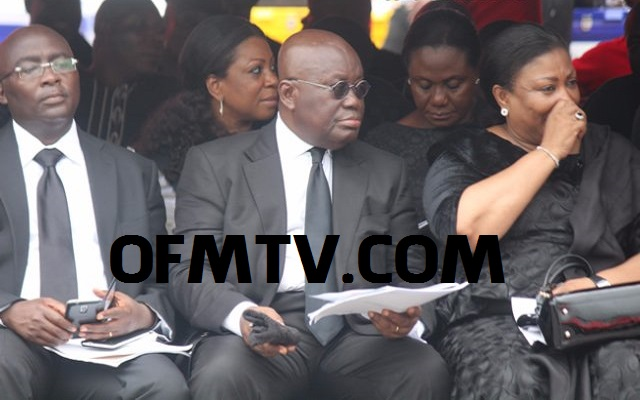 Akufo-Addo commends Mahama