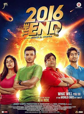 2016 The End (2017) Hindi 720p HDTV-Rip 1.25GB