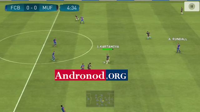 PES 2018 v2.0.0 Apk Data For Android Terbaru