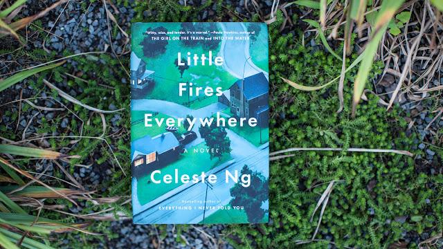 Little Fires Everywhere Hardcover – September 12, 2017
